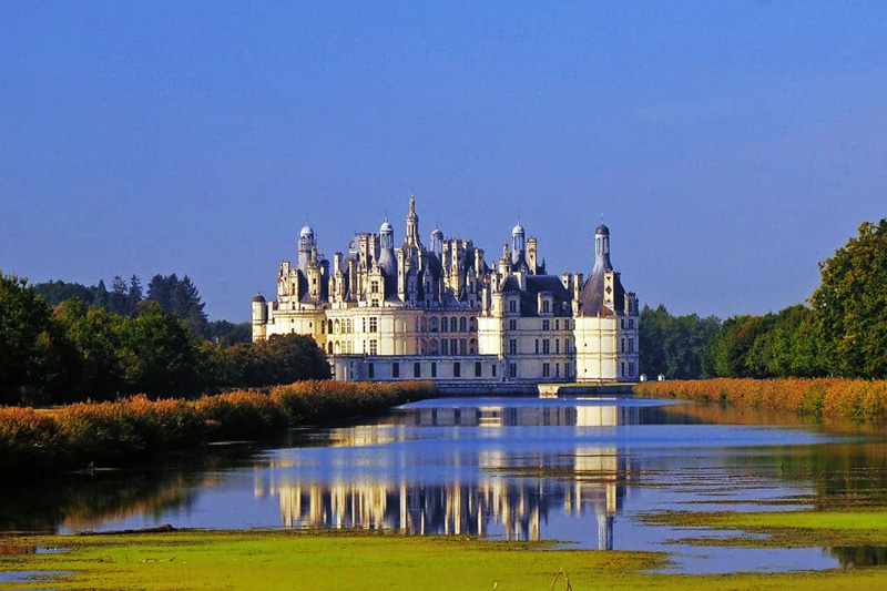 Photo de chateau de la loire